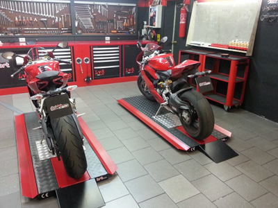 Officina Moto e Scooter a Roma