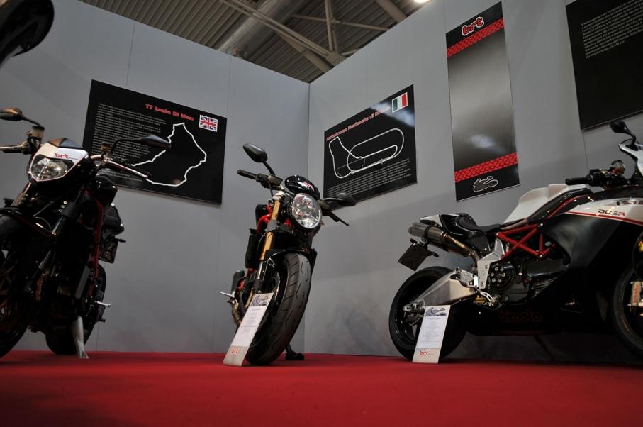 Brt Prototipi al Motodays 2014