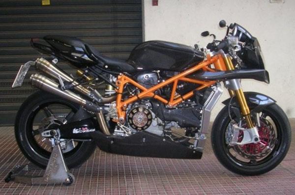 Special Ducati 999 (1)