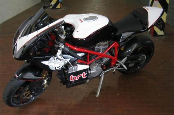 Special Ducati 999 (2)